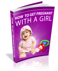 How to get pregnant with a girl|How to conceive a girl
