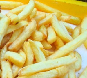 Chips - Not good for IVF nutrition