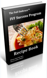 IVF diet recipe book